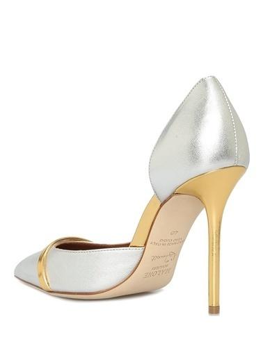 Malone Souliers Ayakkabı Gümüş